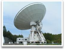 国立天文台野辺山の45m電波望遠鏡