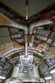 C-17の内部