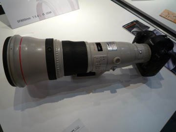 EF800mm 1:5.6L IS USM